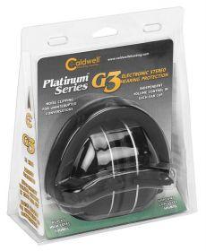 Elektronická sluchátka Platinum Series™ G3 Caldwell
