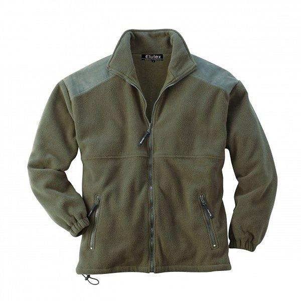 Fleecová bunda Elutex COUNTRY z dvouvrstvého fleecu