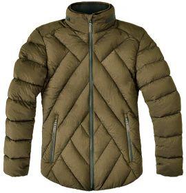 Hillman Down Jacket zimní bunda - dub