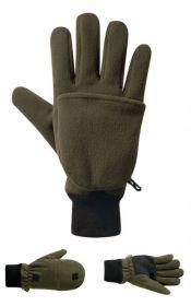 Lovecké rukavice Elutex fleece