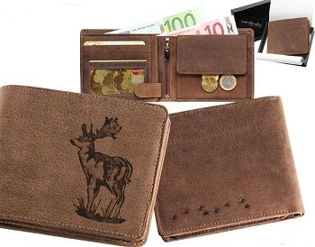 Myslivecká peněženka - daněk II Zamlinsky
