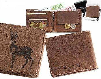Myslivecká peněženka - srnec II Zamlinsky
