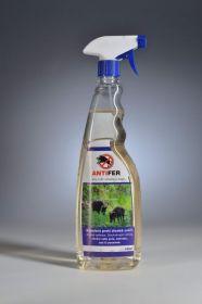 Pachový ohradník Antifer - roztok modrý