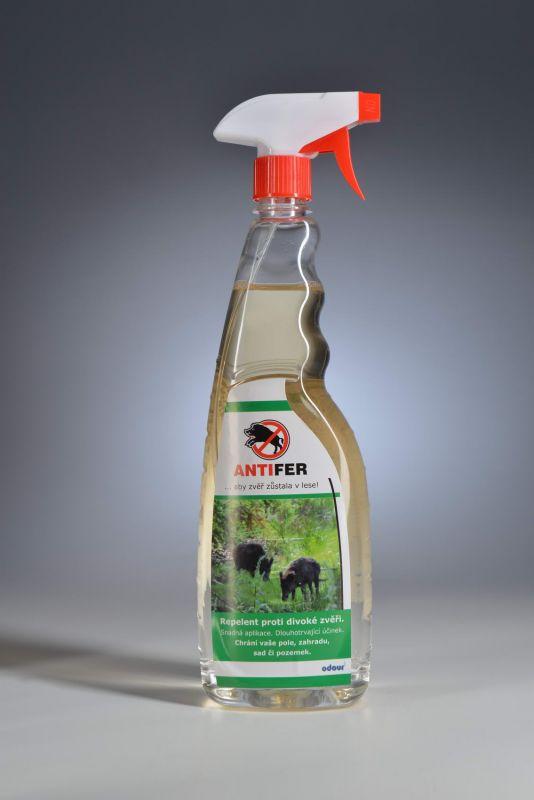 Pachový ohradník Antifer - roztok zelený ODOUR s.r.o.