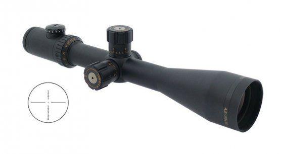 Puškohled Delta Optical Titanium 4,5-30x50 SF 4A