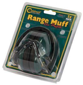 Střelecká sluchátka Range Muff Low-Profile Caldwell