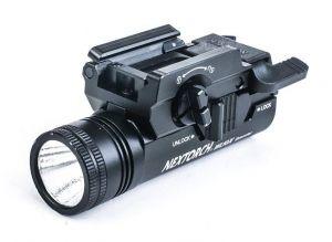 Taktická svítilna NexTORCH WL10X Executor
