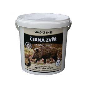 Vnadící směs pro černou zvěř - lanýžové aroma 8 kg