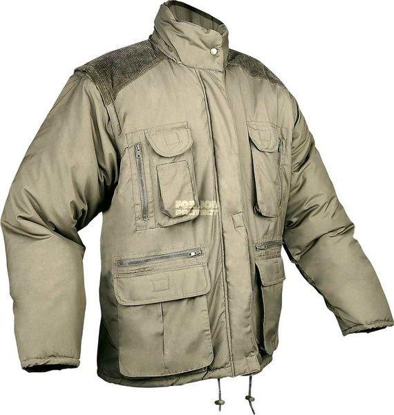 Zimní bunda HAPPY JOB FOREST, zelená