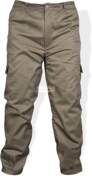 Zimní kalhoty HAPPY JOB FOREST, zelené