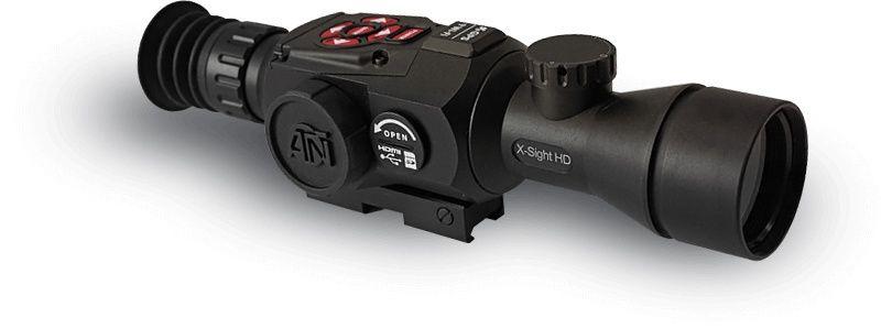 ATN X-SIGHT II HD 5-20x + IR přísvit ATN corp.