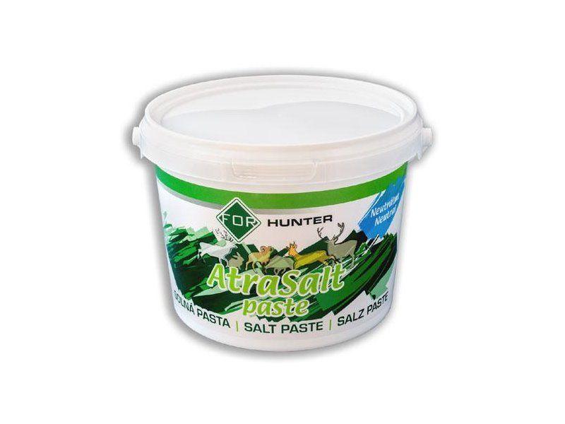 AtraSalt solná pasta - neutrál - 3 kg FOR