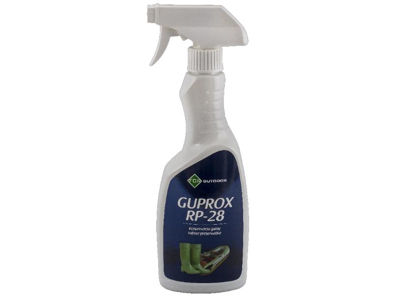GUPROX RP-28 Ochranný a konzervační prostředek na výrobky z gumy - 500 ml FOR