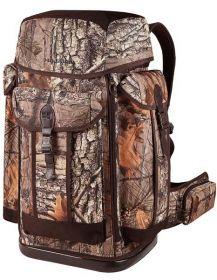 Hillman lovecký batoh se stoličkou Exclusive - kamufláž