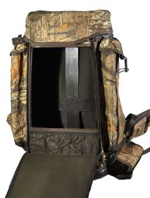 Hillman Chairpack lovecký batoh se stoličkou Exclusive - kamufláž