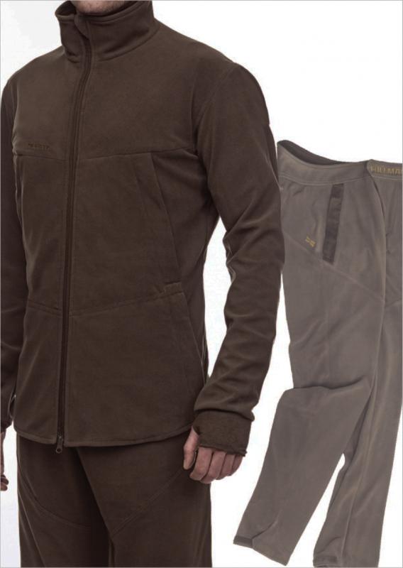 Hillman XPR Underfleece set termo prádlo - dub