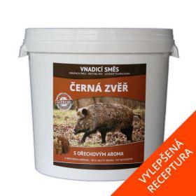 Vnadící směs pro černou zvěř - ořechové aroma - 13 kg