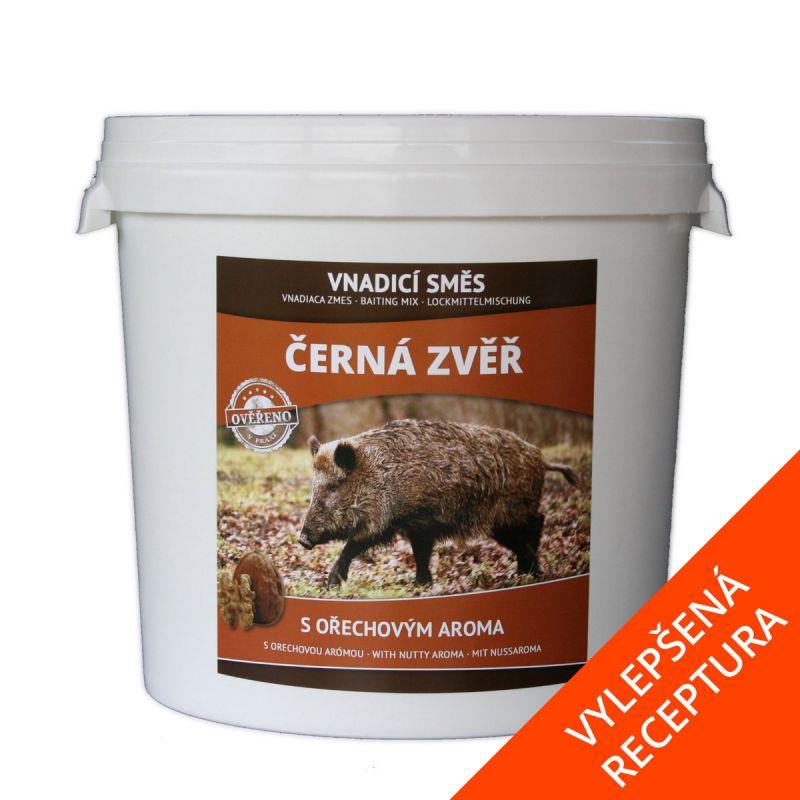 Vnadící směs pro černou zvěř - ořechové aroma - 15 kg DO HONITBY