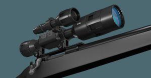 ATN X-SIGHT 4K PRO 5-20x (denní/noční puškohled) ATN corp.