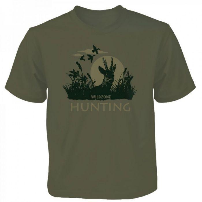 Dětské triko Wildzone - srnec