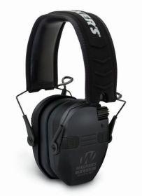 Elektronická sluchátka Walker's Razor Slim Bluetooth - černé
