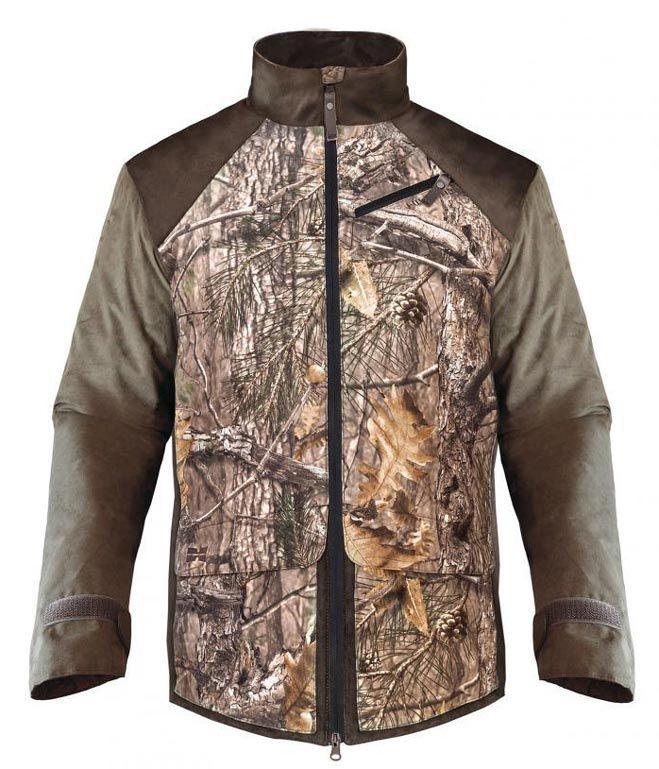 Hillman Fusion Junior Jacket zimní bunda - kamufláž
