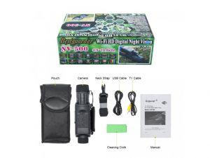 Monokulár BESTGUARDER NV-500