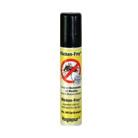 Odpuzovač HAGOPUR proti komárům a klíšťatům