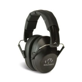 Pasivní sluchátka Walker's Pro-Low Profile - černé
