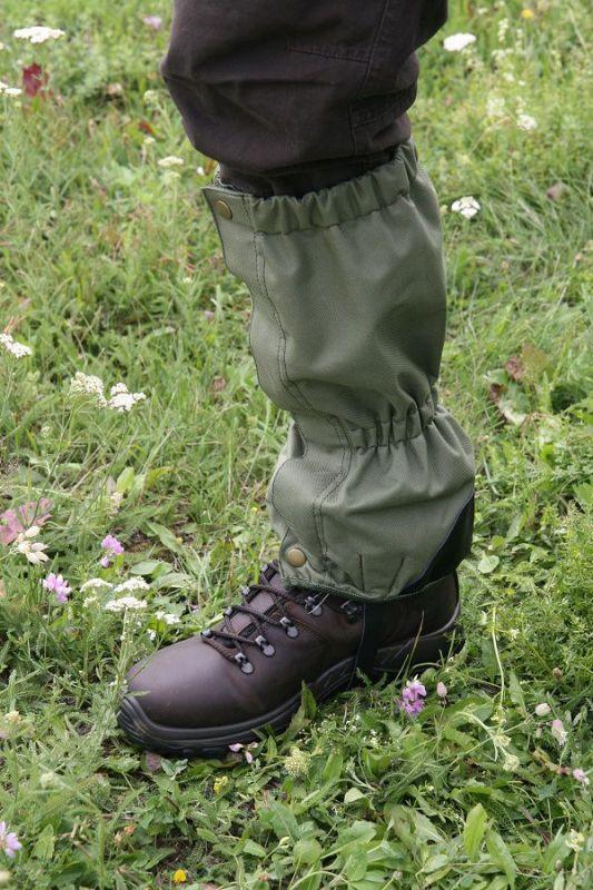 Zelené návleky Wildgame Carl Mayer