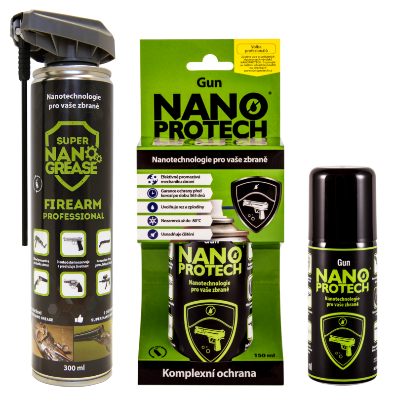 Nanoprotech GUN 300 ml