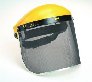 Drátěný celoobličejový štít VISIGUARD MESH