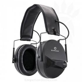 Elektronická sluchátka EARMOR M30 TACTICAL BLACK