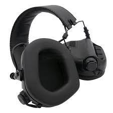 Elektronická sluchátka EARMOR M31 MOD3 TACTICAL BLACK