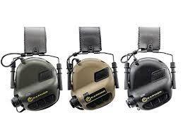 Elektronická sluchátka EARMOR M31 MOD3 GREEN