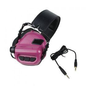 Elektronická sluchátka EARMOR M31 MOD3 PINK