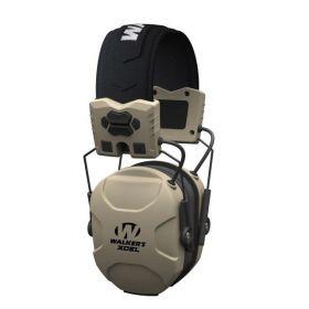 Elektronická sluchátka Walker's XCEL 100 - FDE