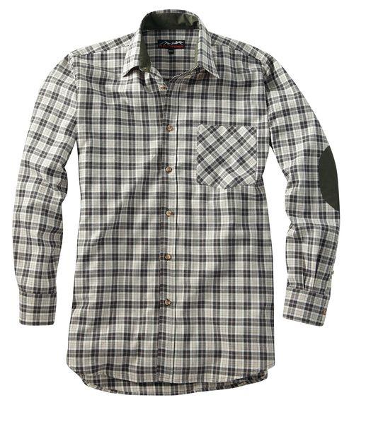 Flanelová košile HEMD ELUTEX