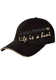 Hillman kšiltovka Life is a hunt - černá