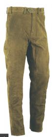 Kalhoty kožené zelené Rabenau Olivgrün