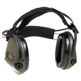 MSA Sordin Supreme Pro-X (ZELENÉ, PĚNA, neckband)