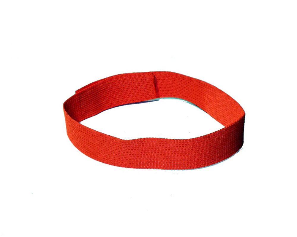 Reflexní obojek / páska na suchý zip Zubíček