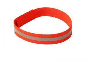 Reflexní obojek / páska s pruhem