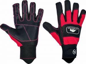 Speciální rukavice 2XD2 pro práci s motorovou pilou