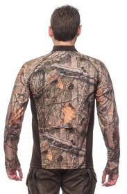 T-shirt Long Sleeve tričko s dlouhým rukávem - Kamufláž 3DX HILLMAN