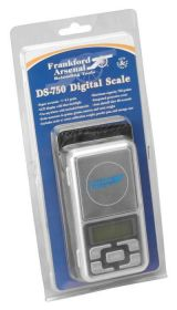 Digitální váha DS-750 Frankford Arsenal