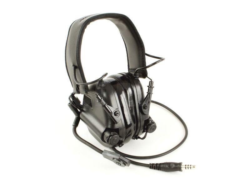 Elektronická sluchátka EARMOR M32 OPSMEN M32 (černé)