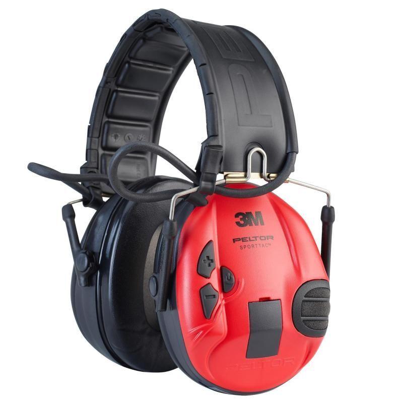 Elektronická střelecká sluchátka 3M PELTOR SportTac 3M/Peltor