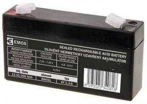 Externí baterie pro fotopast včetně propojovacího kabelu