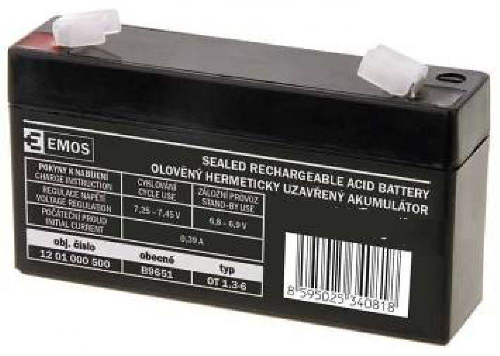 Externí baterie pro fotopast včetně propojovacího kabelu EMOS